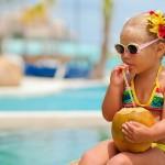 夏の海やプールで日焼けした髪や頭皮のヘアケア方法
