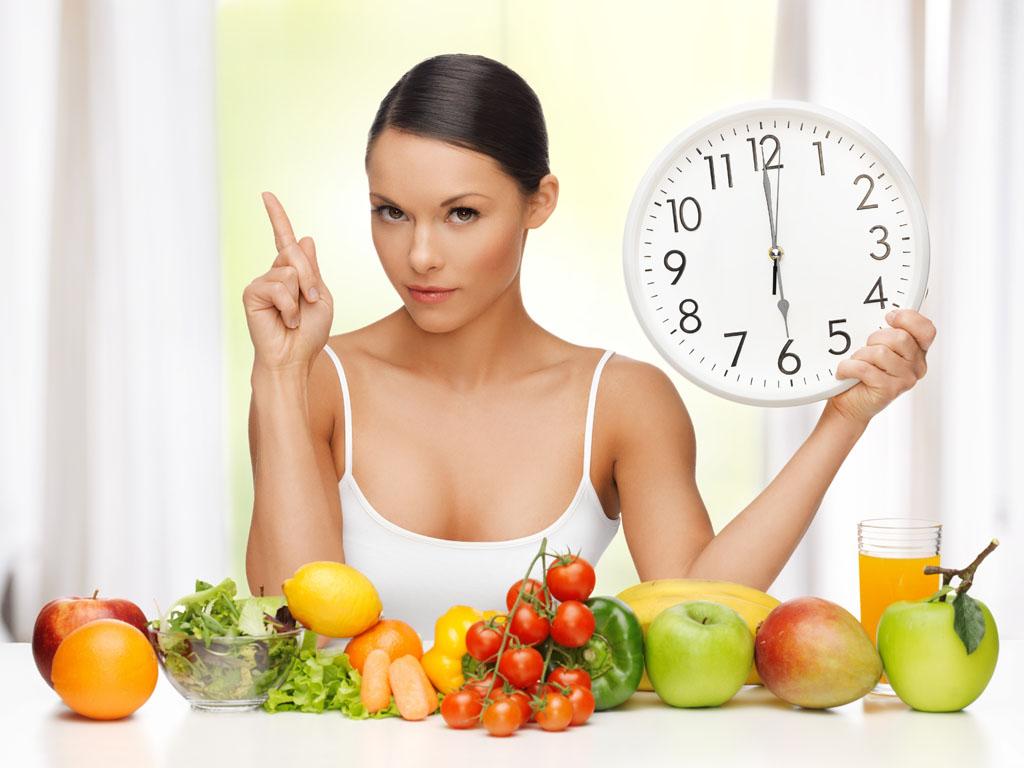 バランスのよい食事が美肌への近道