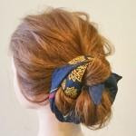 定番アップスタイルが簡単・スッキリ・可愛くなるヘアアレンジ