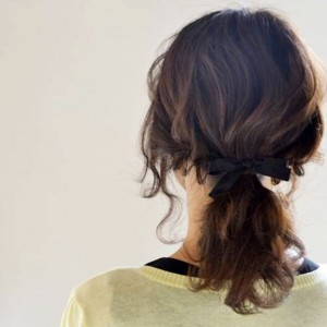 忙しい朝にぴったり!シンプル&こなれ感が出せるヘアアレンジ