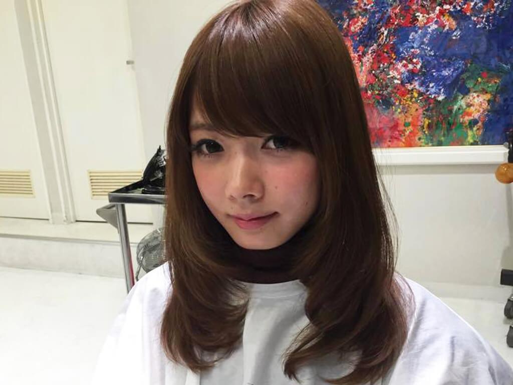 前髪カットに悩む女子必見 素敵なヘアスタイルを実現するには