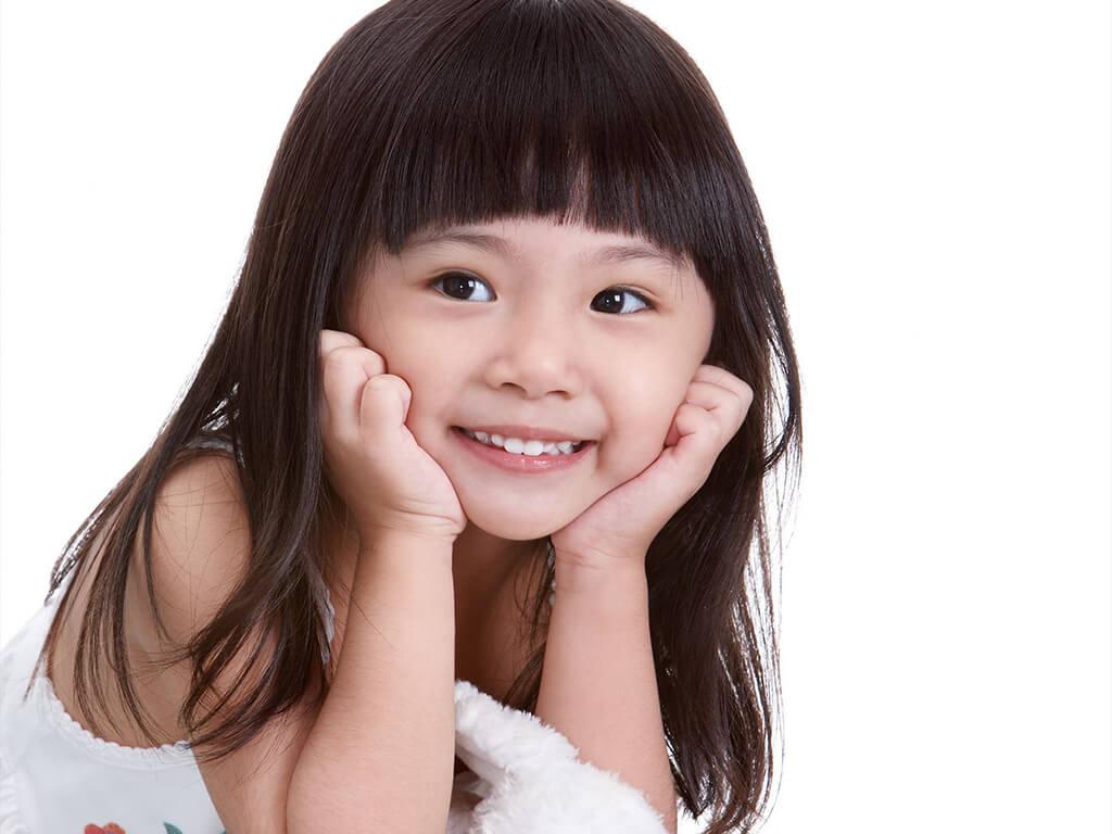 多くの人種が混ざった日本人と、韓国人の髪質の違い