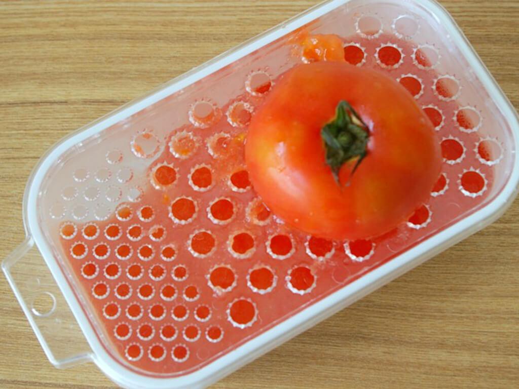 トマトと甘酒のスーパースムージーのレシピ