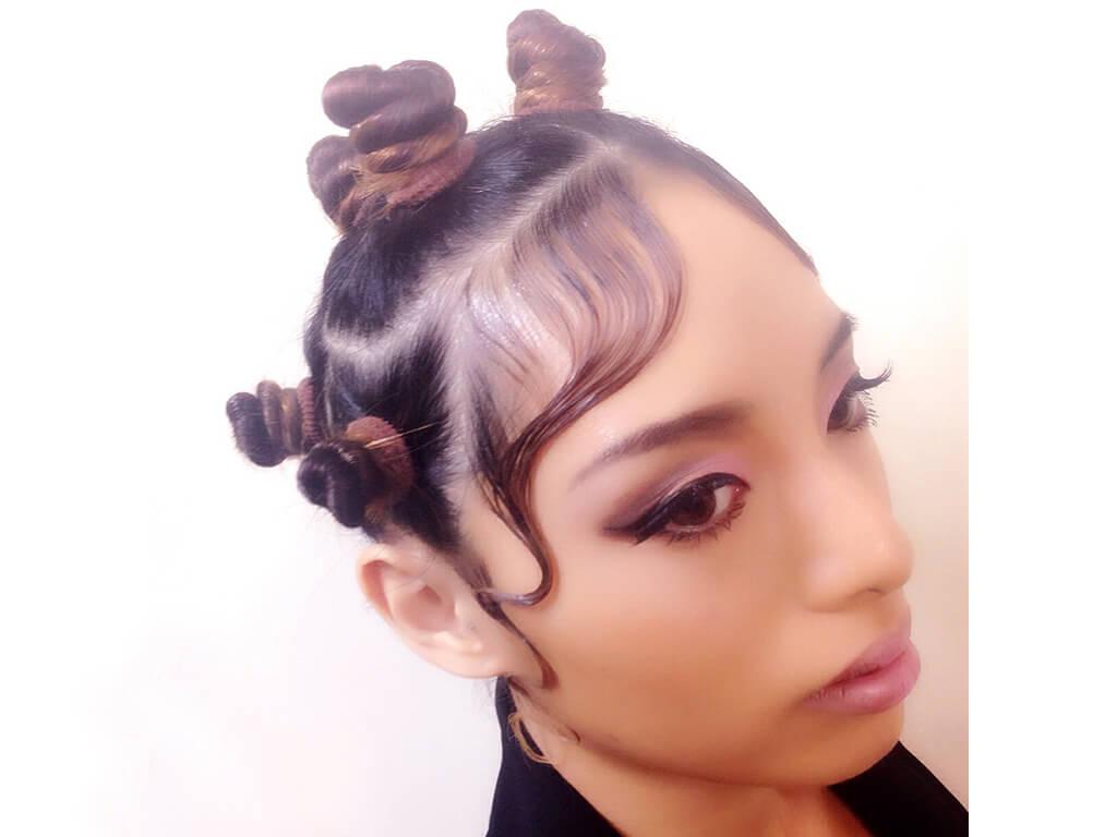 """海外トレンドの最前線になれるヘアスタイル""""Baby Hair""""とは"""