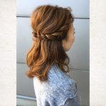 くせ毛やパーマなら5分でできる!簡単&可愛い前髪ヘアアレンジ