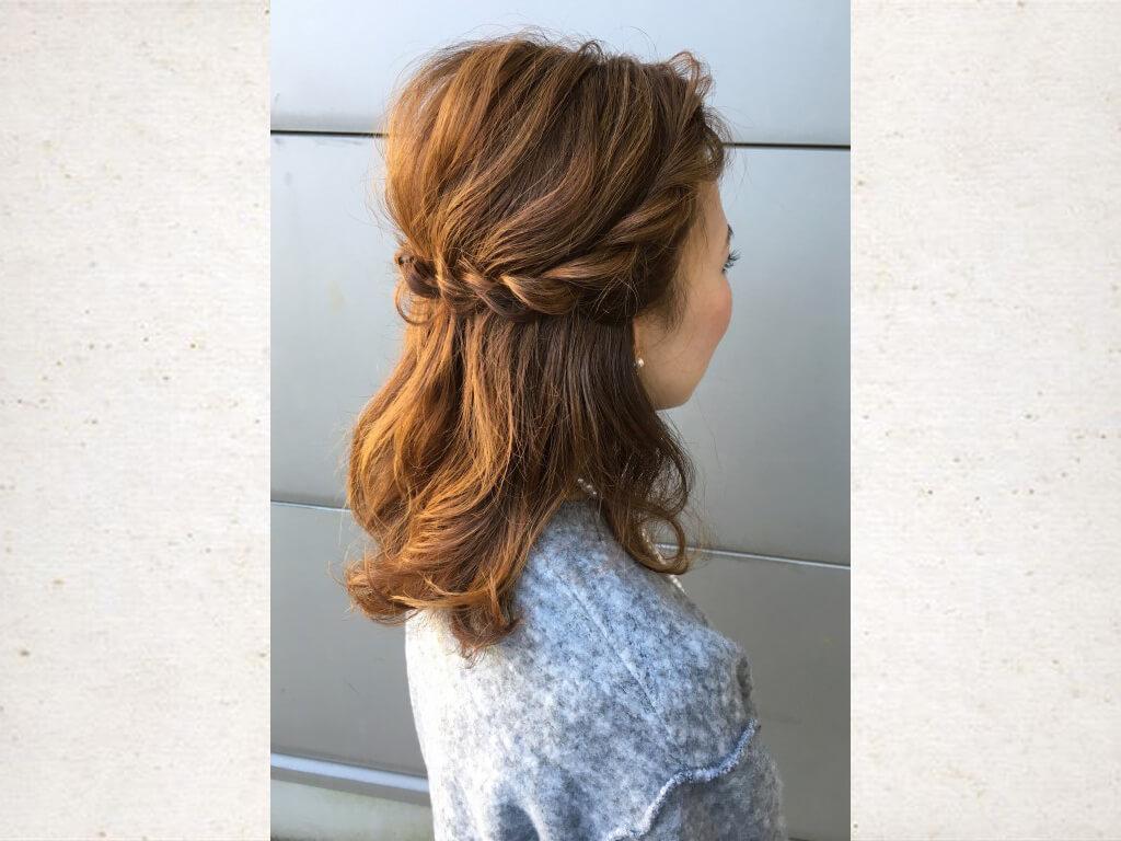 前髪が5分で可愛くなる♪ヘアアレンジ