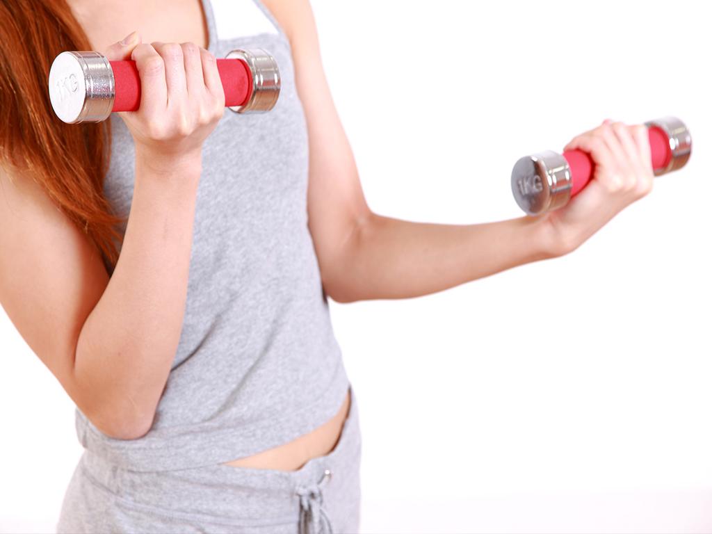 筋肉が貴女の体にもたらす素敵な効果3つとは