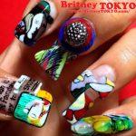 海外から見た日本のネイルアートとは?映像とネイルアートの関係