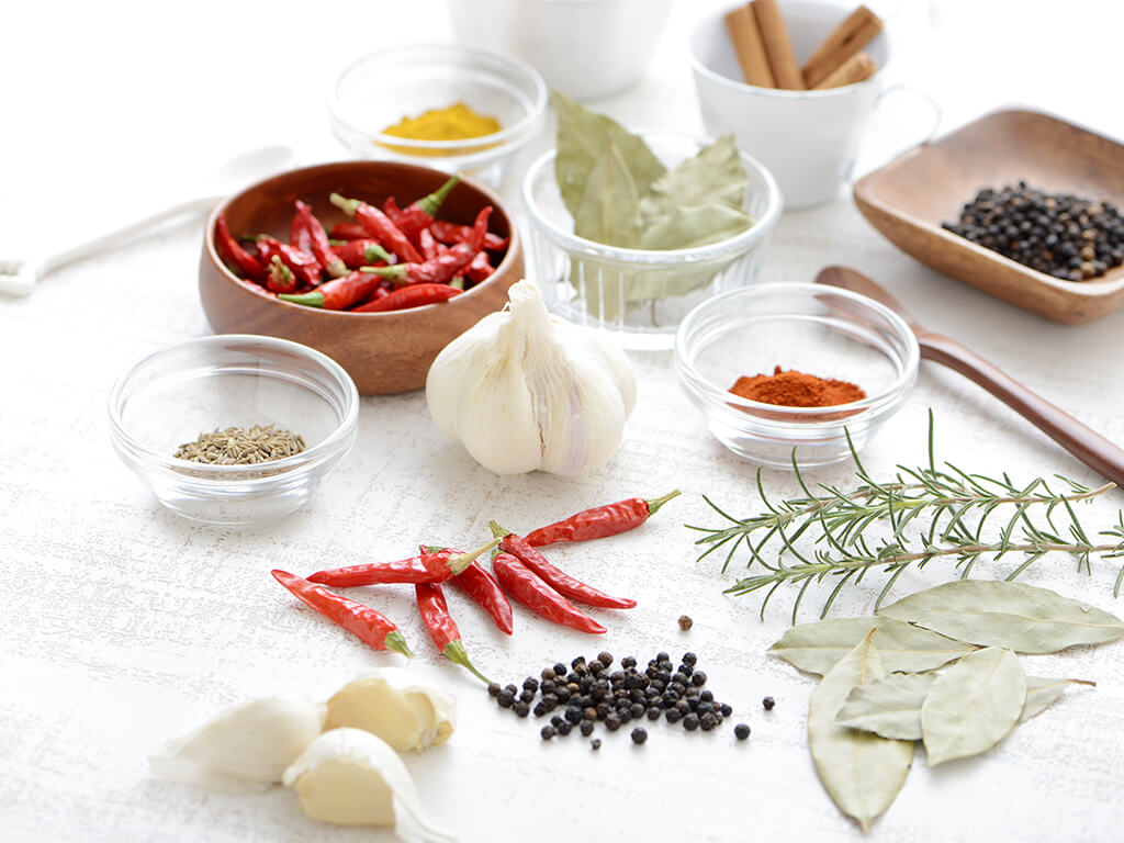 香味野菜やスパイスが効く!スンドゥブレシピ