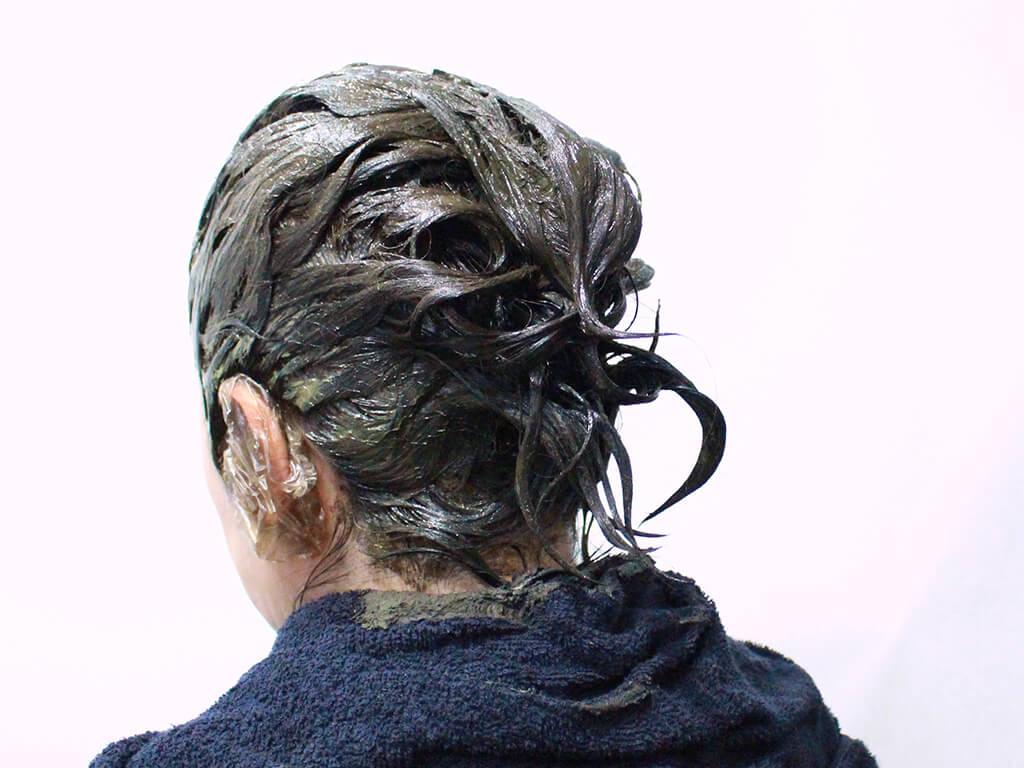髪のメカニズムでキレイなカラーをキープ♪