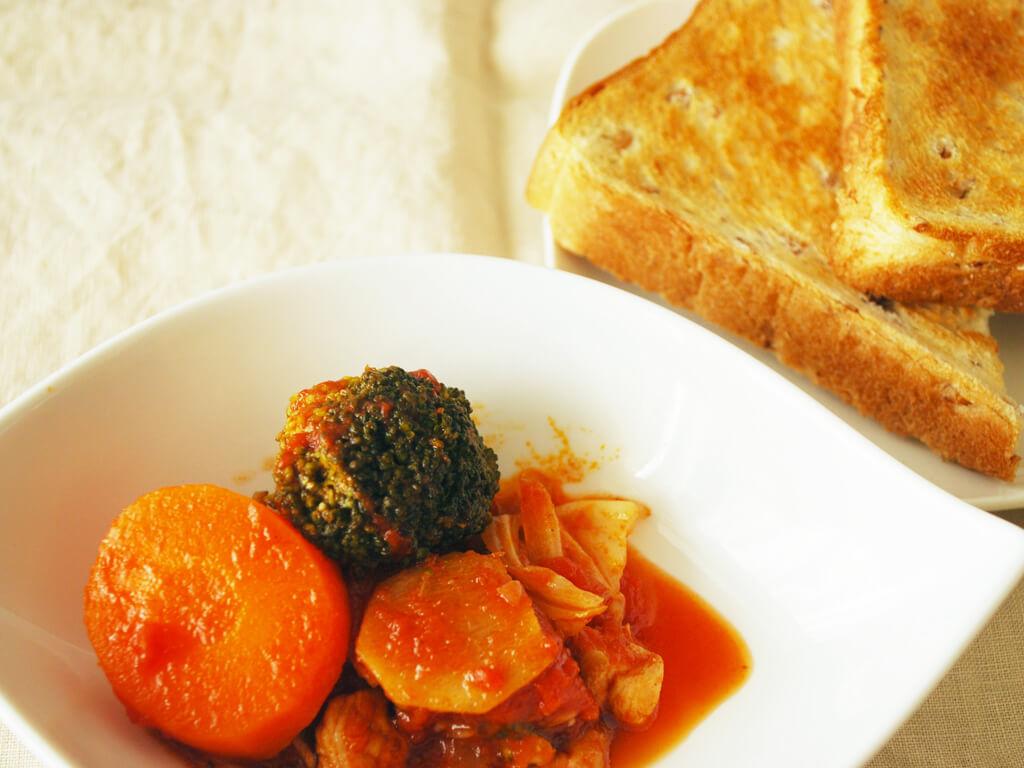 生姜スープの朝ごはんで一日の脂肪燃焼アップ!