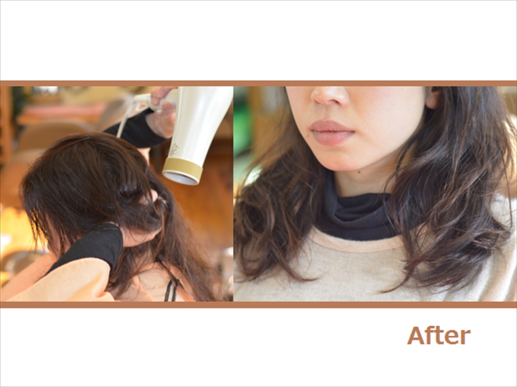 艶髪になる!デジタルパーマの乾かし方&ケアのポイント
