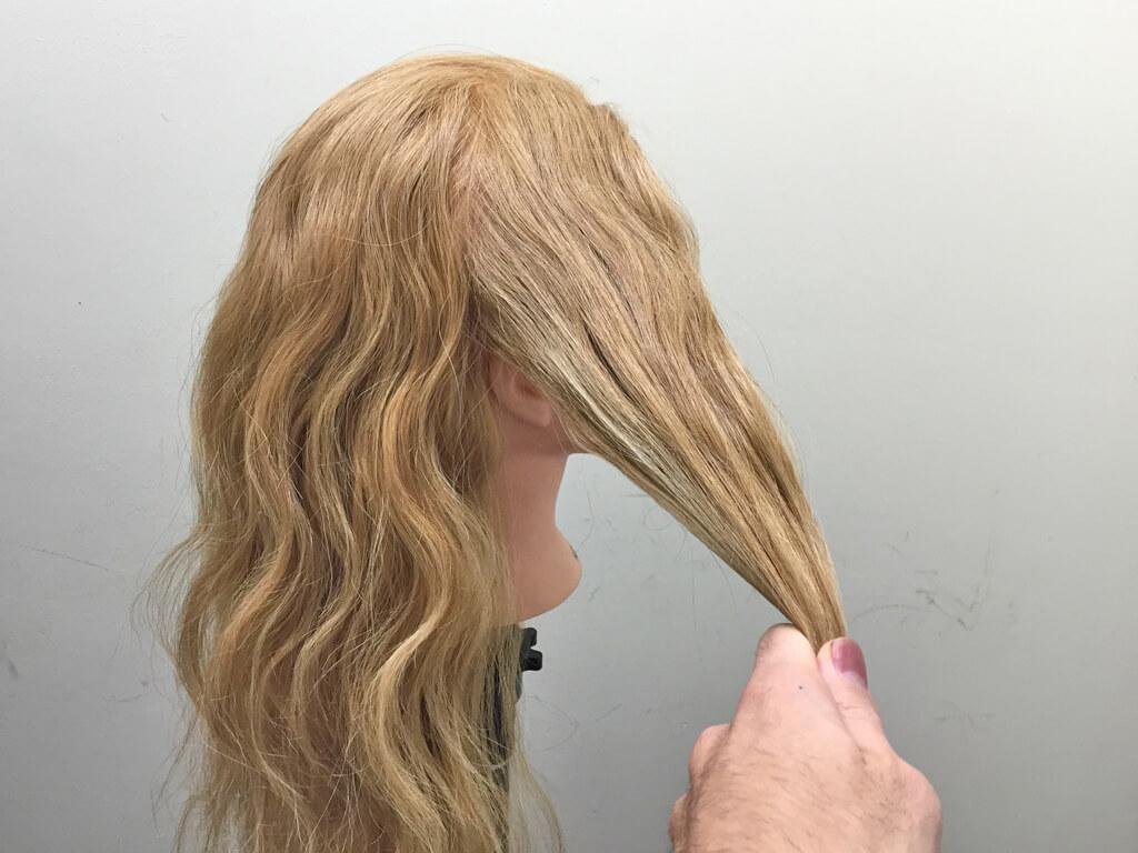ルーズだけど崩れにくい!簡単セルフのヘアアレンジレシピ