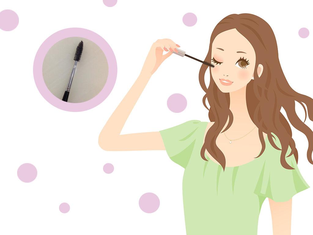 まつ毛の「コシ」「ハリ」「ツヤ」を出すマスカラ活用法