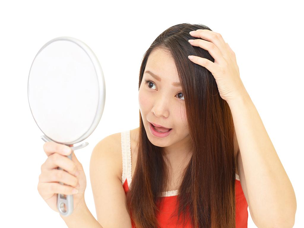 白髪染めと普通のヘアカラーは実は同じ?!