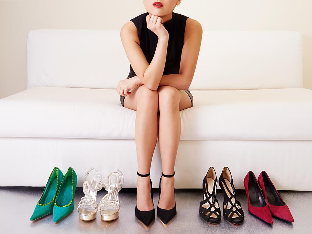 O脚に矯正されてしまう靴、履いていませんか。