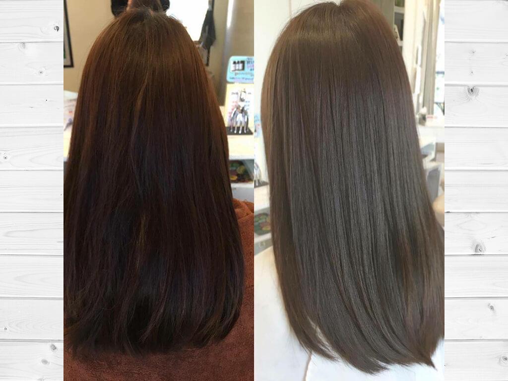 カラーはヘアスタイルの基礎だからこそ、こだわって楽しんで!