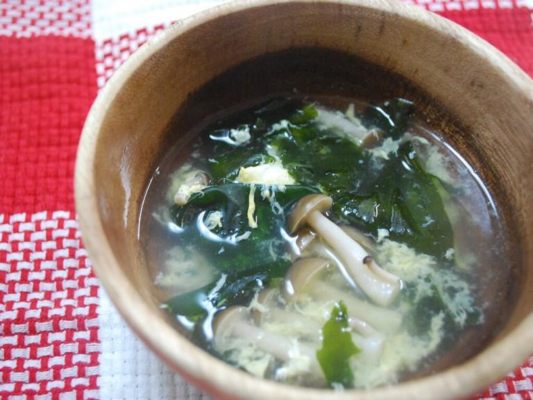 美肌にもダイエットにもぴったり♪春旬わかめスープのレシピ Beautyfood.labo
