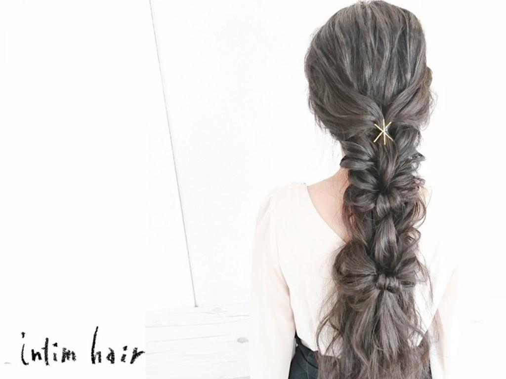 大人可愛いヘアスタイルの新提案!なじませヘア