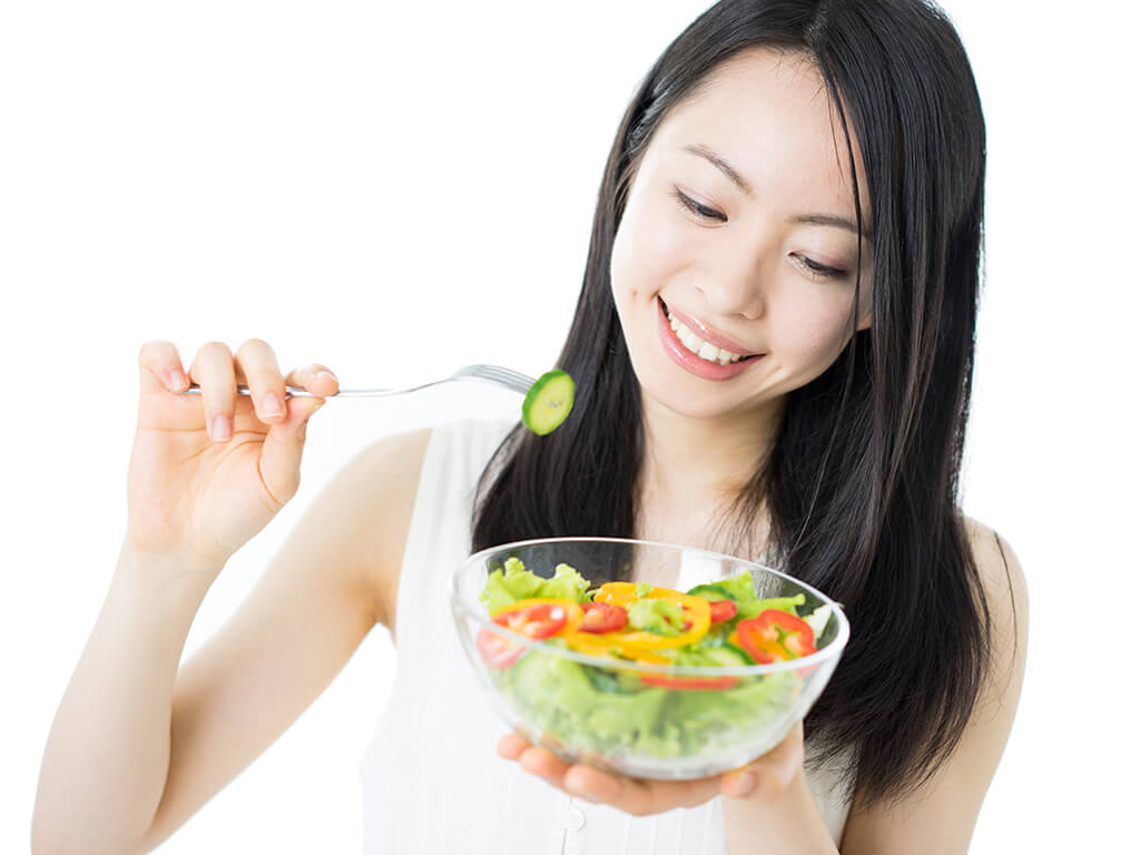 一緒に食べるとWでイイ!トマトやゴマの美容効果