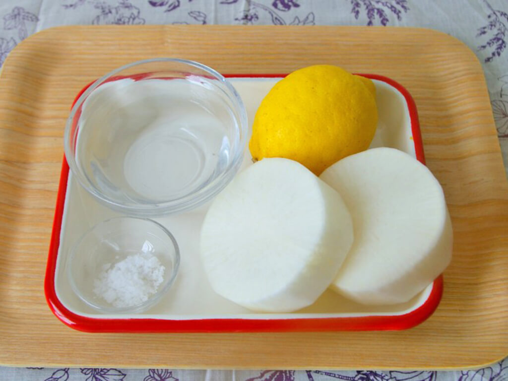 レモンの香りでリラックス!5分で完成つくおきレシピ
