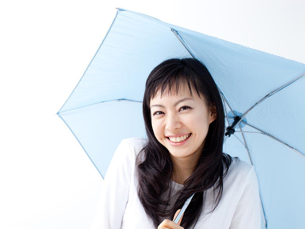 梅雨の季節も大丈夫?健康な肌をキープするコツを伝授!