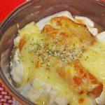 とろ~りチーズの豆腐の照り焼きチキングラタンでダイエット♪