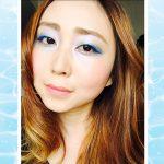 2016夏に♪プチプラコスメでつくる人魚姫eyeのメイクテク