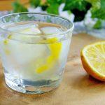 朝1杯飲むだけ!進化型「レモンウォーターダイエット」とは?