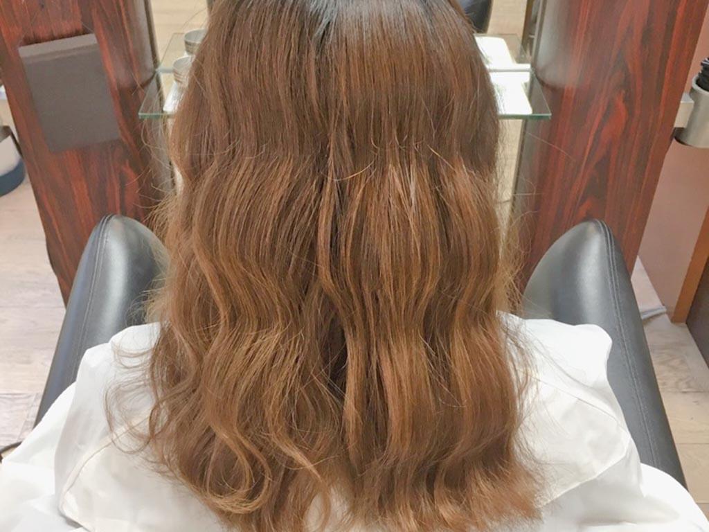 夏もすっきり♪まとめ髪の手順