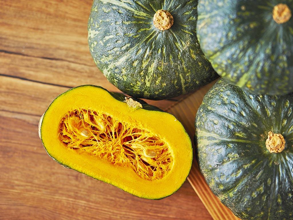 副菜で老化防止&美肌作り効果のある「かぼちゃ」をプラス♪