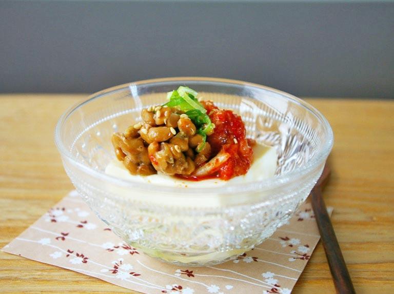 豆腐にプラスしたい!代謝アップ&簡単スイーツレシピ