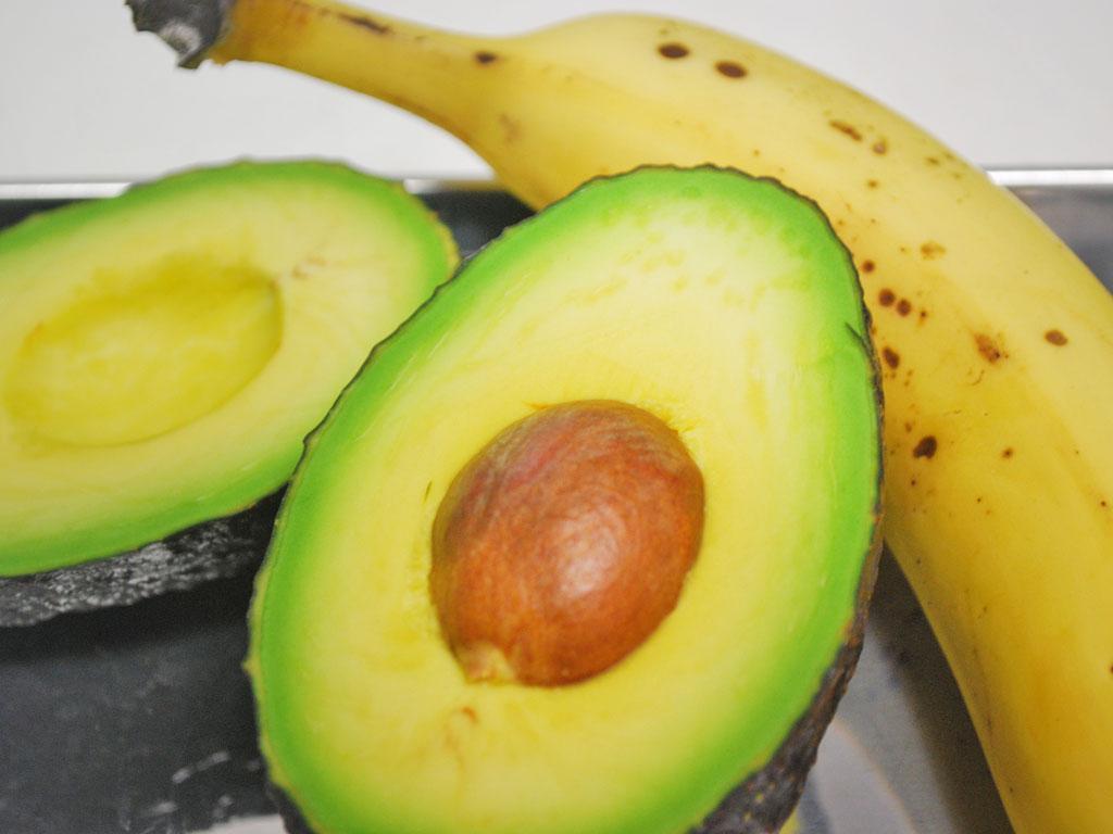 アボカドとバナナのスムージーレシピ