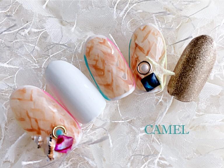 2016夏のフットネイルデザイン♪オシャレは足元から!