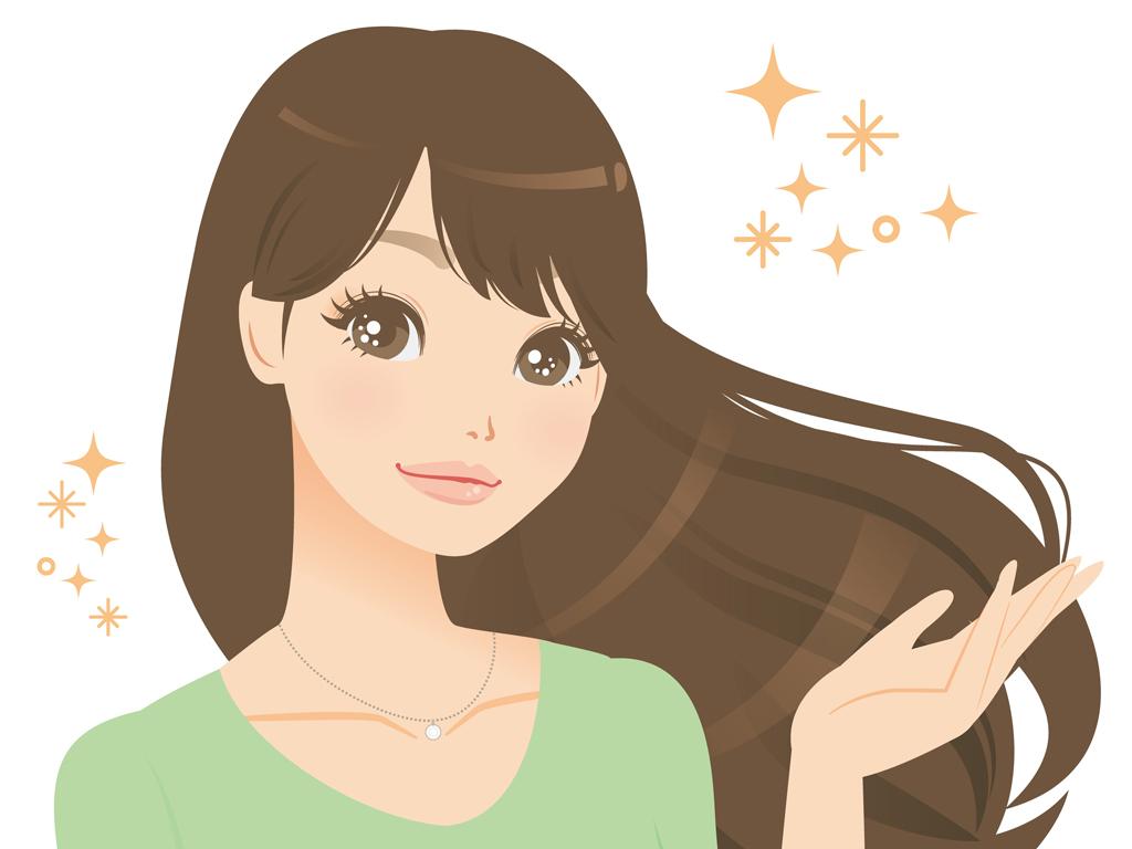 時短で作れる♪前髪をキレイに整えるプロ技