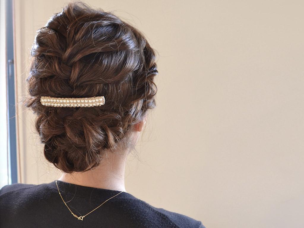 ペタンコ髪の人必見!編み込みでボリュームUPスタイル3つ