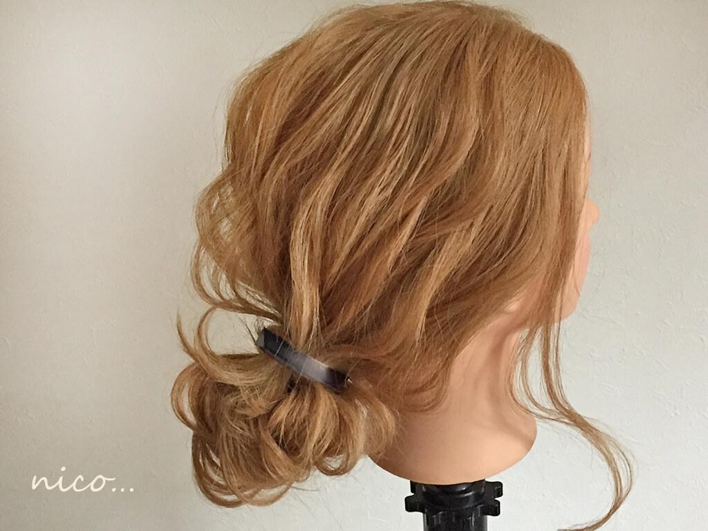 長くてもかわいくまとめるヘアアレンジテクあり!