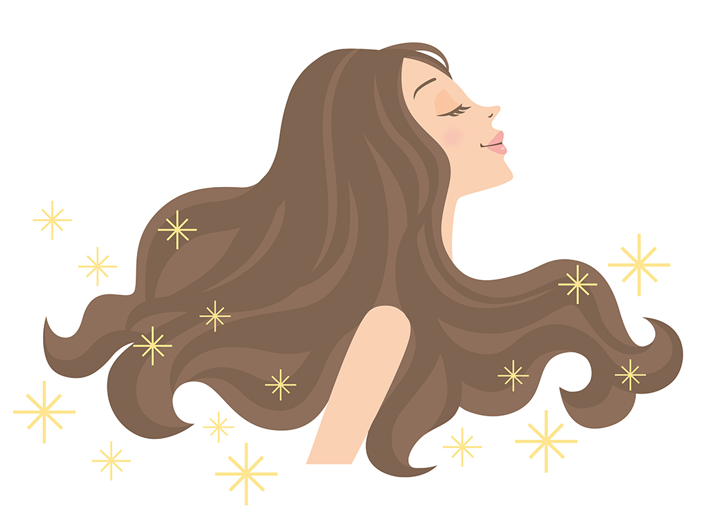 美容室みたいに髪を巻きたい女性におすすめ!基本の巻き方3つ