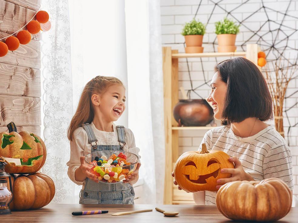 秋・冬が旬のマッシュルームは、ハロウィンと相性◎