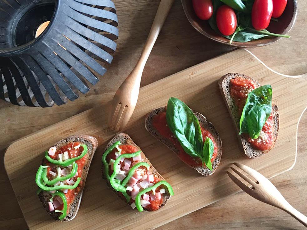 トマトソースは、さまざまな料理のアクセントやアレンジに大活躍