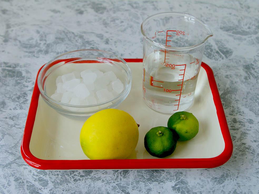 基本の材料は3つだけ「レモンビネガー」の作り方