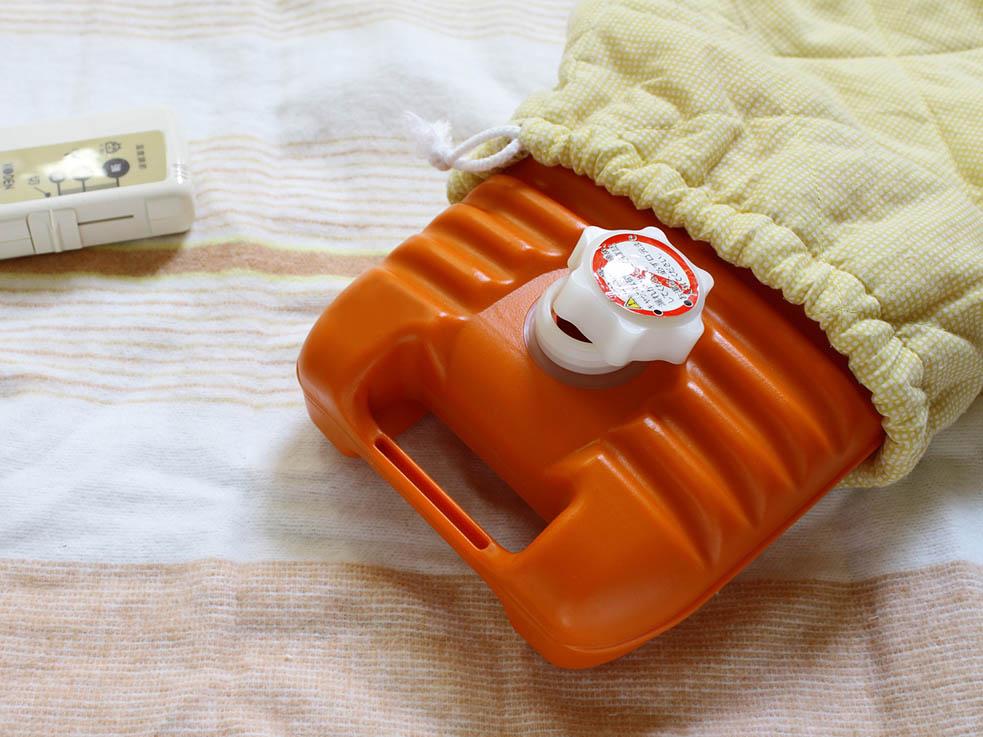 お手軽ペットボトル湯たんぽで血管を温めて冷えた身体をポカポカに