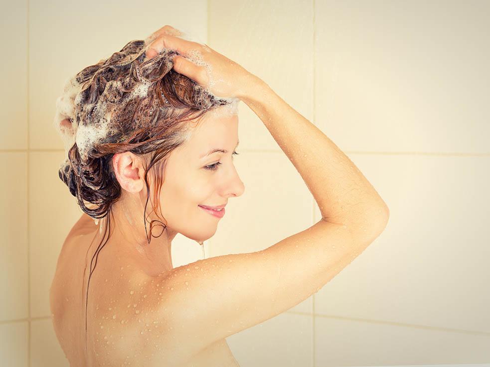 つや髪で美人度120パーセントアップ