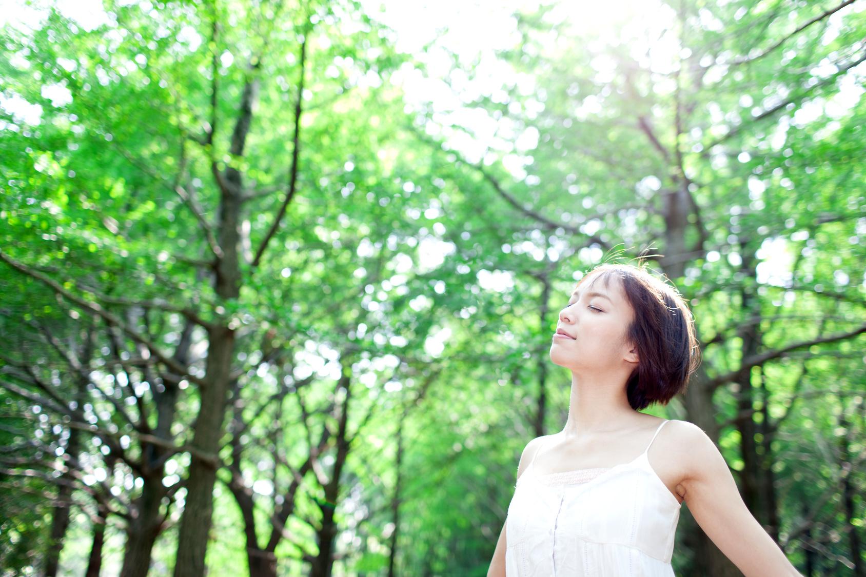 ダメな呼吸方法は、健康はもちろん美容にも悪影響が!