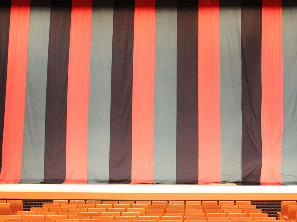 """歌舞伎の舞台に使われる""""定式幕""""って知ってる?"""