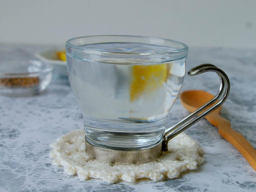 「白湯」の基本的な作り方・飲み方