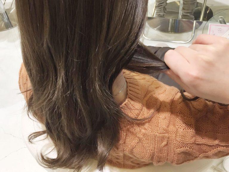 ロープ編みでゴム隠し風アレンジ♪ねじりヘアがアクセントの不器用さんも簡単ローポニー