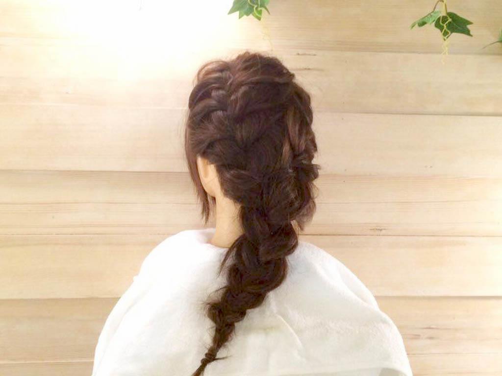 前髪の長さに応じて仕上げの前髪アレンジを変えてみて!