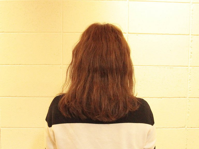 3段くるりんぱで完成!とっても簡単5分で作れるラフかわいいヘアアレンジ