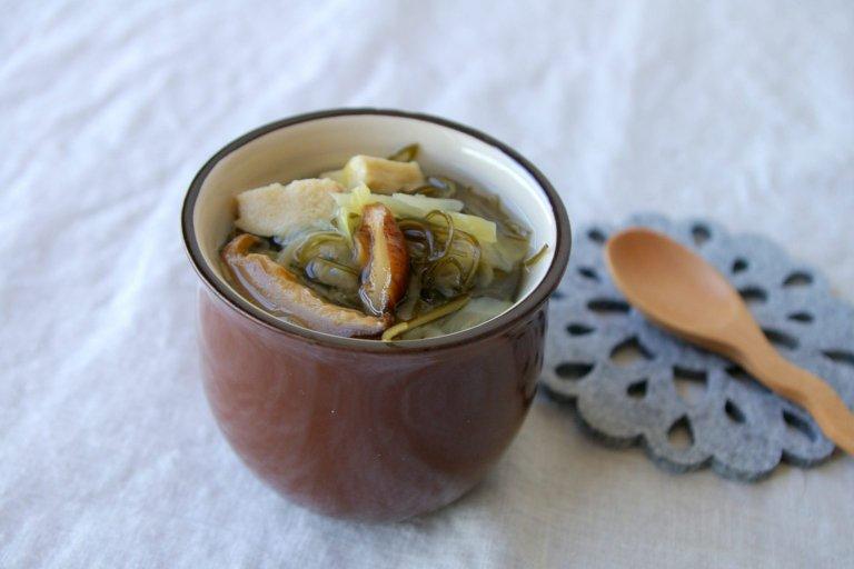 私のキレイずっと続け♪一生食べられる低カロリー「乾物デトックスススープ」でお腹の中からスッキリ